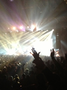 Passion Pit at UIC Pavilion proved to be a light spectacle as well as a music show.